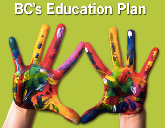 Education is Changing in BC